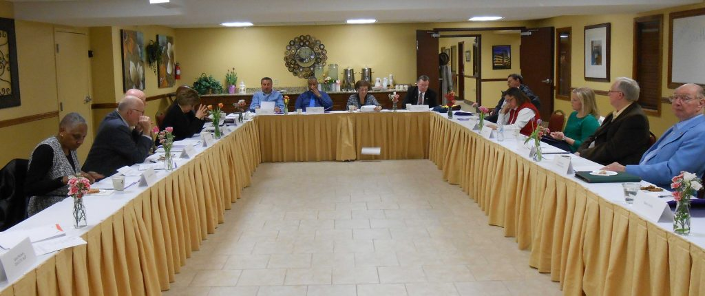 Members attend DACCTE meeting